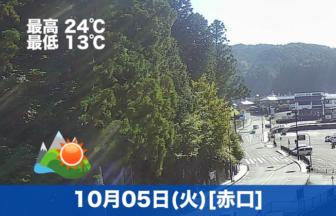 おはようございます😊本日の高野山は快晴です☀平日もすこしお参りの方が増えたように思います
